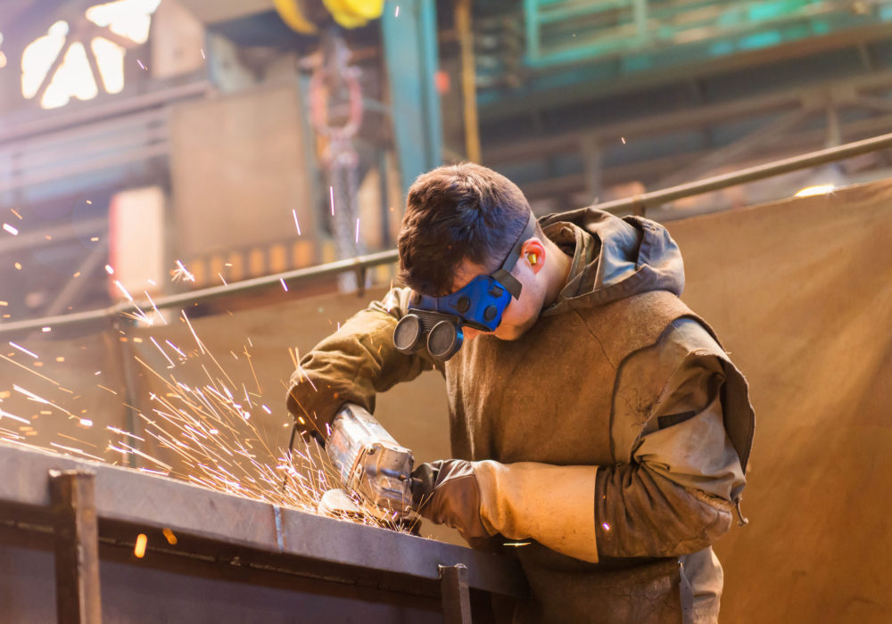 Preventing Common Injuries Among Steelworkers