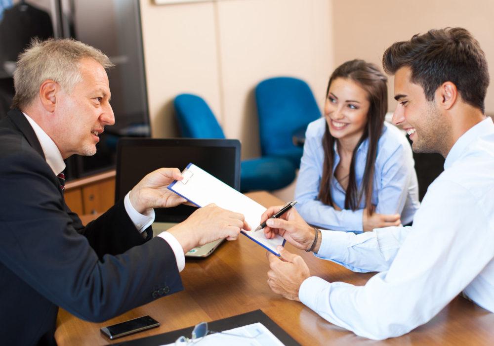 lawyer meeting