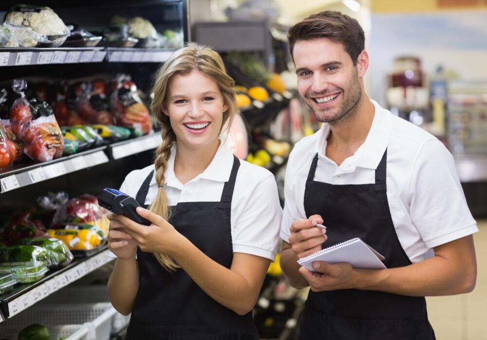 retail worker injury