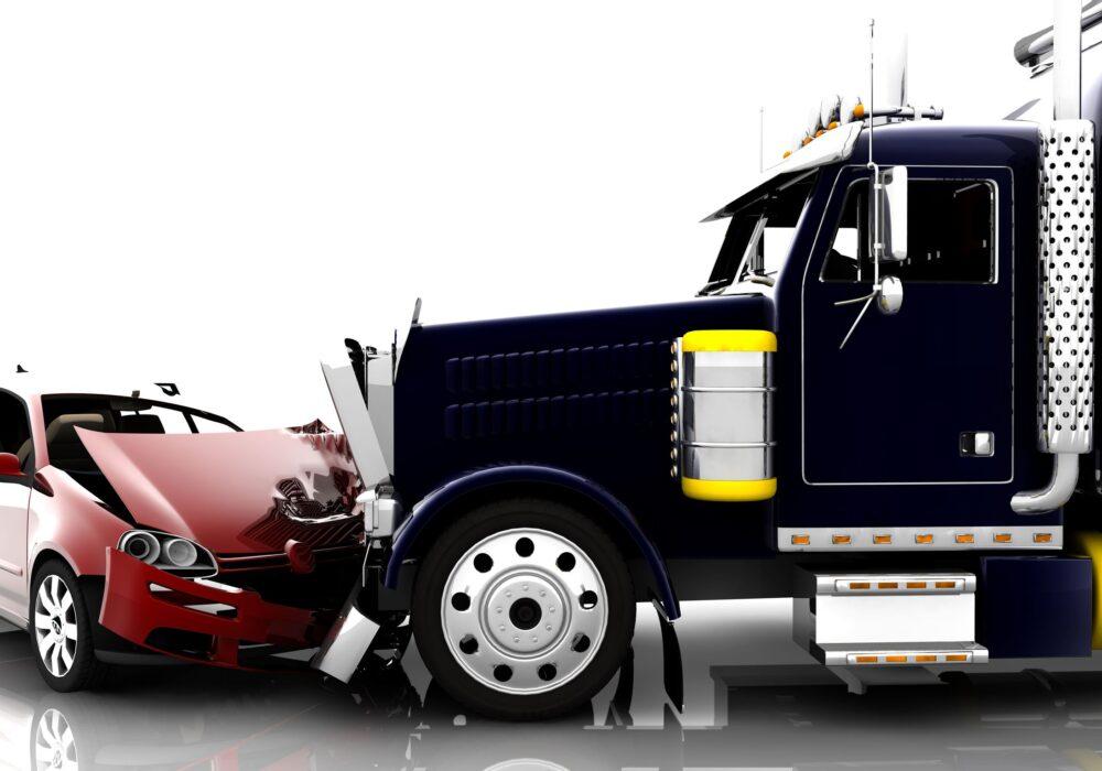 truck injury